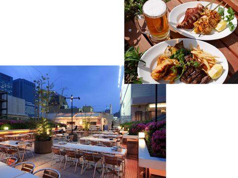 Cuisine, Food, Dish, Meal, Tableware, Recipe, Street light, Outdoor furniture, Restaurant, Fried food,