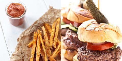 Food, Finger food, Cuisine, Sandwich, Ingredient, Baked goods, Fried food, Breakfast, Meal, Dish,