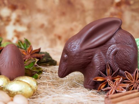 Brown, Sculpture, Liver, Star anise, Animal figure, Tan, Figurine, Chocolate, Egg, Still life photography,