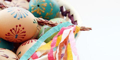 Textile, Easter egg, Orange, Easter, Egg, Peach, Egg, Collection, Egg shaker, Oval,