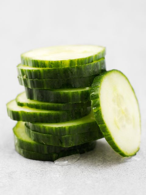 Green, Food, Ingredient, Produce, Vegetable, Cucumber, Fruit, Plate, Cucumis, Whole food,