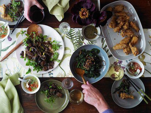 Cuisine, Food, Dishware, Meal, Tableware, Dish, Serveware, Ingredient, Plate, Recipe,