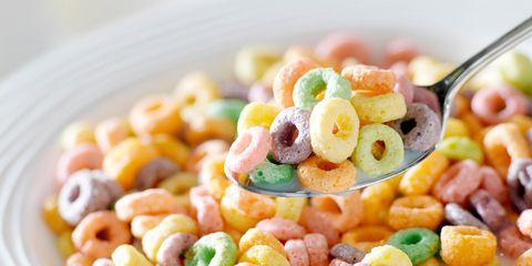 Food, Cuisine, Sweetness, Confectionery, Kitchen utensil, Breakfast, Mixture, Breakfast cereal, Snack, Vegetarian food,