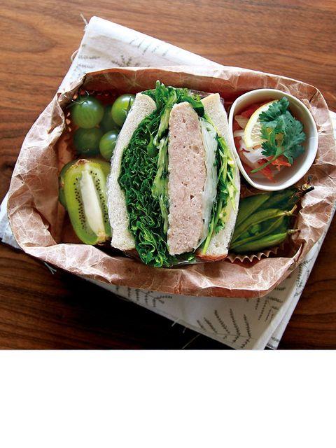 Food, Dish, Ingredient, Cuisine, Comfort food, Produce, Recipe, Lunch, Vegetable, Sandwich,