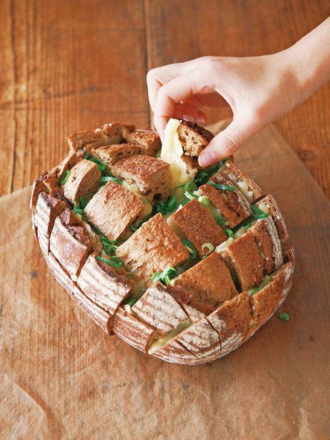 Food, Ingredient, Baked goods, Bread, Recipe, Hardwood, Snack, Cuisine, Dish, Gluten,