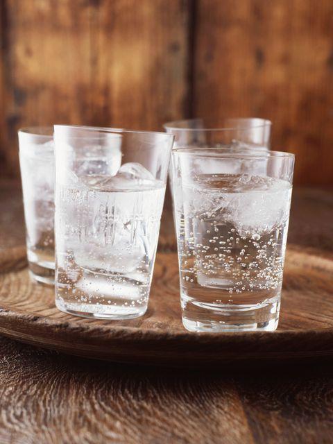 Liquid, Glass, Drinkware, Fluid, Barware, Tableware, Highball glass, Transparent material, Tumbler, Ice,