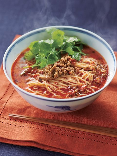 Food, Cuisine, Ingredient, Soup, Dish, Tableware, Noodle, Rice noodles, Bowl, Recipe,