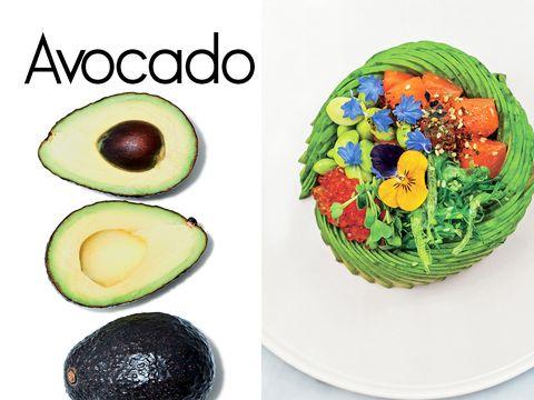 Avocado, Food, Superfood, Fruit, Ingredient, Cuisine, Food group, Produce, Dish, Plant,