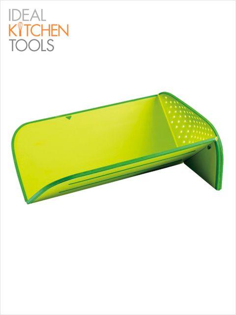 Green, Yellow, Rectangle, Aqua, Plastic, Soap dish, Paint,