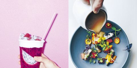 Finger, Ingredient, Food, Dishware, Nail, Drinking straw, Jam, Recipe, Paint, Carbonated soft drinks,