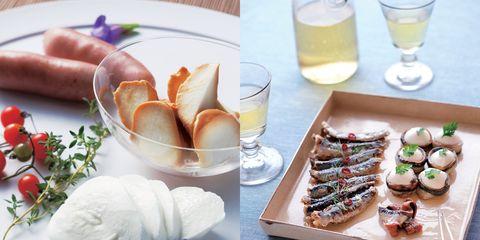 Food, Cuisine, Drinkware, Meal, Ingredient, Finger food, Dishware, Drink, Serveware, Dish,