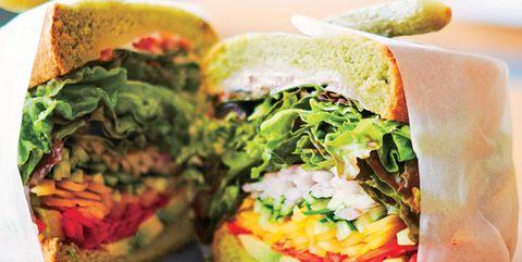 Food, Cuisine, Ingredient, Finger food, Produce, Dish, Recipe, Fast food, Snack, Vegetarian food,