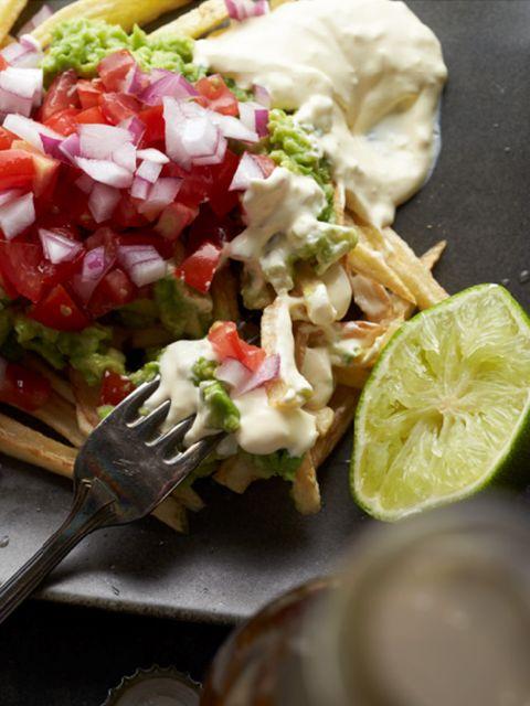 Food, Salad, Tableware, Lemon, Citrus, Cuisine, Plate, Kitchen utensil, Ingredient, Meyer lemon,
