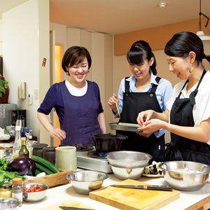 小平泰子料理教室京都東京