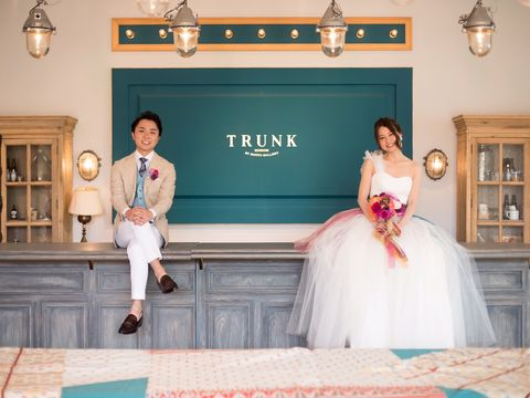Human, Blue, Lighting, Trousers, Dress, Textile, Photograph, Room, Formal wear, Pink,
