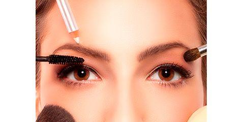 Lip, Cheek, Brown, Skin, Forehead, Eyelash, Eyebrow, Style, Eye shadow, Beauty,