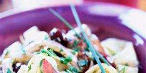 Food, Cuisine, Ingredient, Dish, Purple, Recipe, Soup, Comfort food, Rice noodles, Chinese food,
