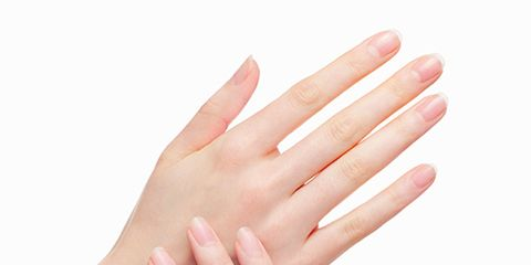 Finger, Skin, Nail, Wrist, Thumb, Beige, Gesture, Flesh, Nail care,