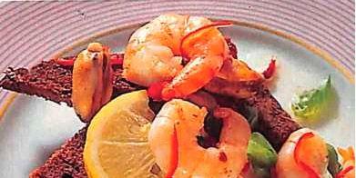 Food, Ingredient, Seafood, Dishware, Tableware, Cuisine, Plate, Citrus, Arthropod, Orange,