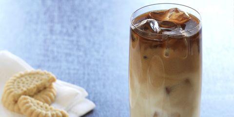 Coffee cup, Cup, Serveware, Drinkware, Dishware, Drink, Teacup, Tableware, Coffee milk, Café,