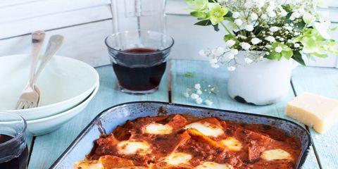 Dish, Food, Cuisine, Ingredient, Strata, Comfort food, Recipe, Moussaka, Produce, Dessert,