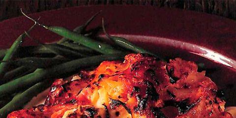 Food, Ingredient, Cuisine, Dish, Recipe, Meat, Produce, Comfort food, Dishware, Vegetable,