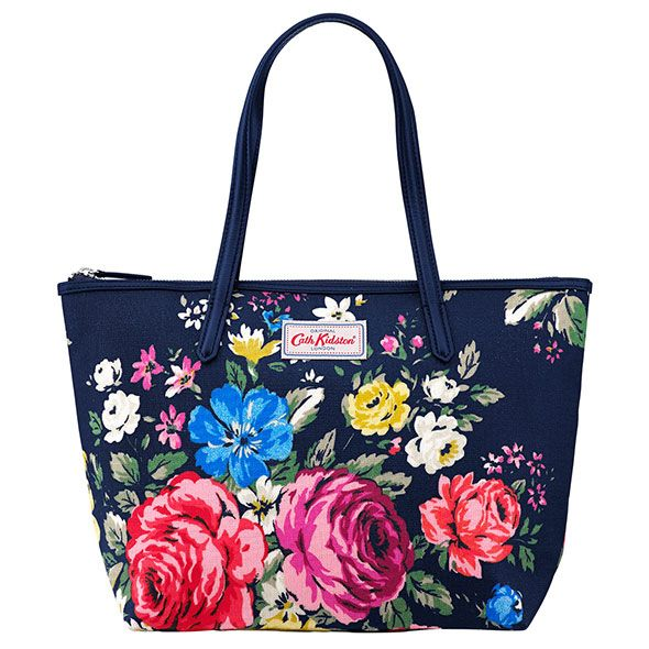 Cath Kidston Debuts First Ever Tote Bag Collection Fashion Handbags Good Housekeeping