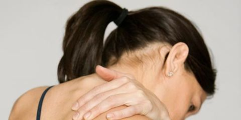 Ear, Hairstyle, Shoulder, Joint, Style, Organ, Back, Neck, Beauty, Undergarment,