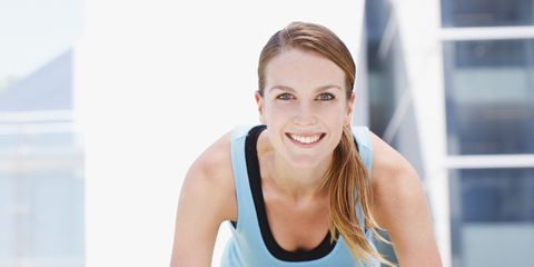 Human leg, Shoulder, Sleeveless shirt, Elbow, Joint, Sportswear, Exercise, Undershirt, Chest, Active pants,
