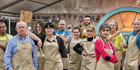 The Great British Bakeoff Contestants Where Are They Now