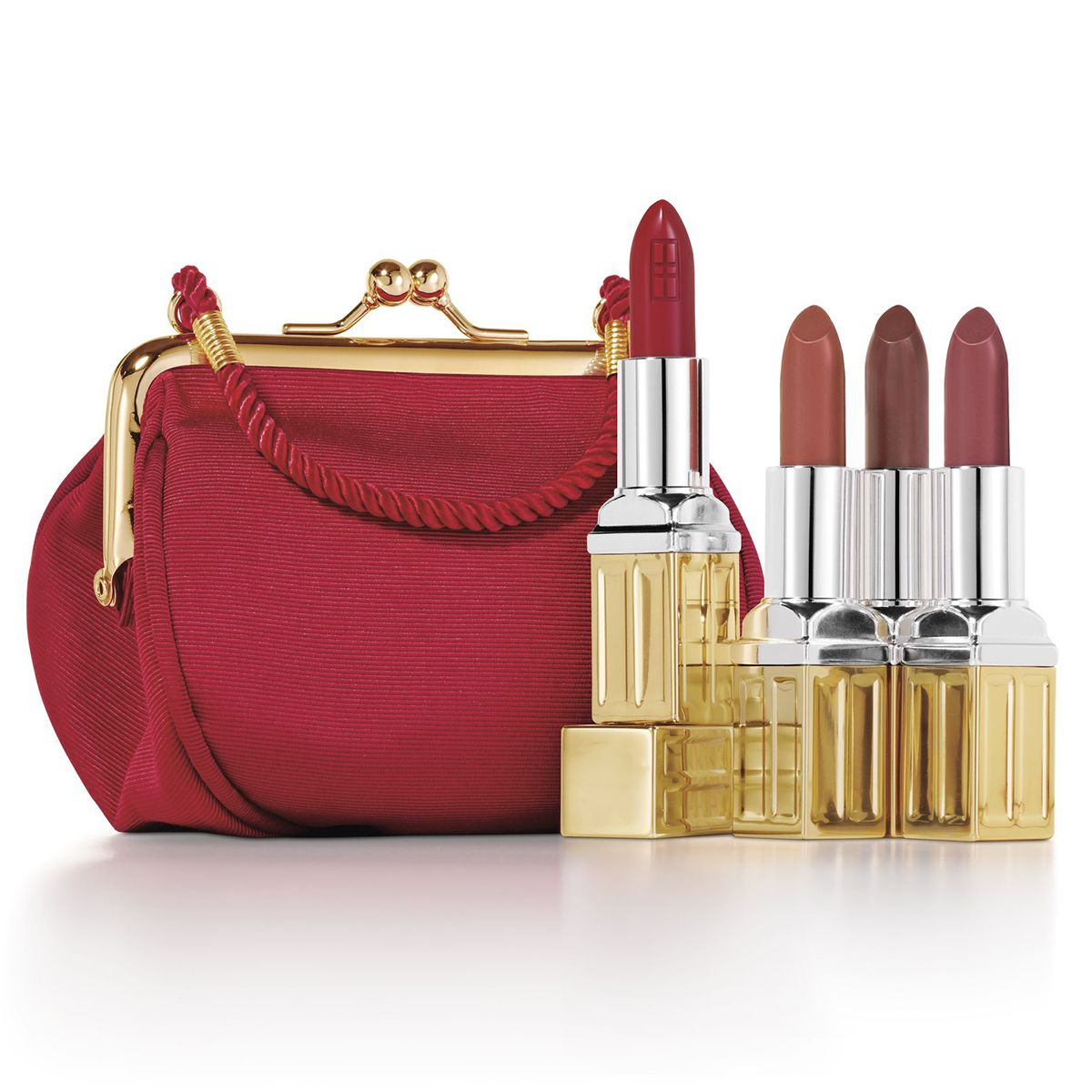 Red Lipstick Tips From Elizabeth Arden Makeup Tips