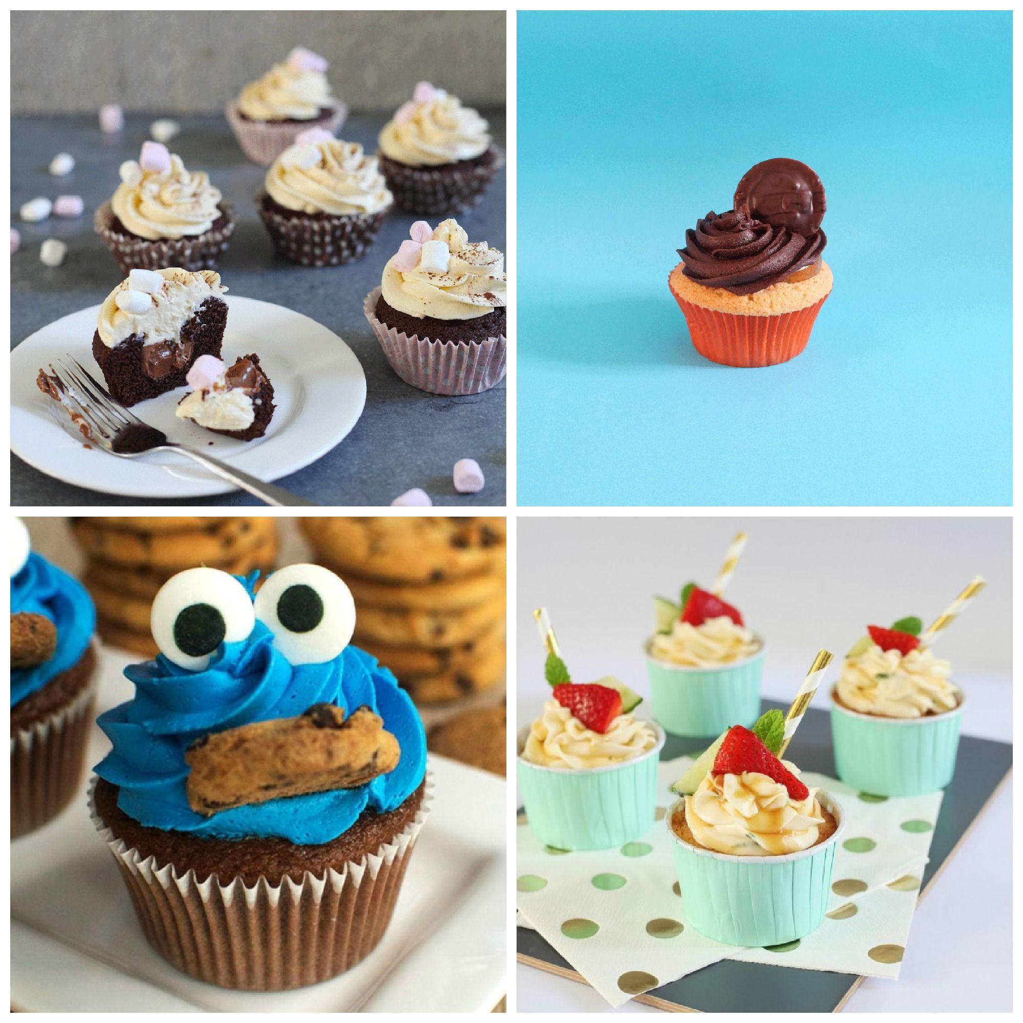 Best Cupcake Recipes 22 Easy Cupcake Ideas