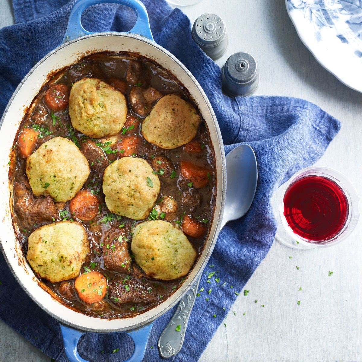Beef And Ale Stew With Dumplings Beef Stew Recipes
