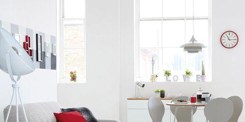 Floor, Room, Interior design, Flooring, Furniture, Home, Wall, White, Living room, Interior design,