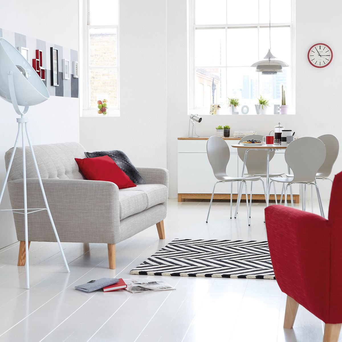Oriental Accents, Statement Wallpaper And Vintage Home Accessories    Thereu0027s Rather A Few Decorating Ideas To Be Had From Tesco Directu0027s  Autumn/Winter 2014 ...