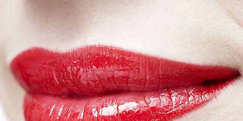 Lip, Skin, Red, Organ, Tooth, Carmine, Lipstick, Eyelash, Gloss, Tints and shades,