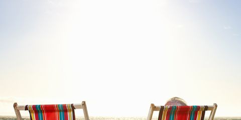 Blue, Coastal and oceanic landforms, Sand, Beach, Chair, Summer, Sunlight, Shore, Teal, Ocean,