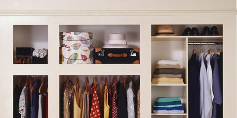Room, Clothes hanger, Fashion, Shelving, Closet, Collection, Wardrobe, Shelf, Home accessories, Retail,