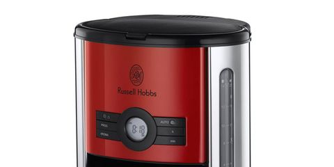 Russell Hobbs Heritage Red Digital 19170 Coffee Maker Review
