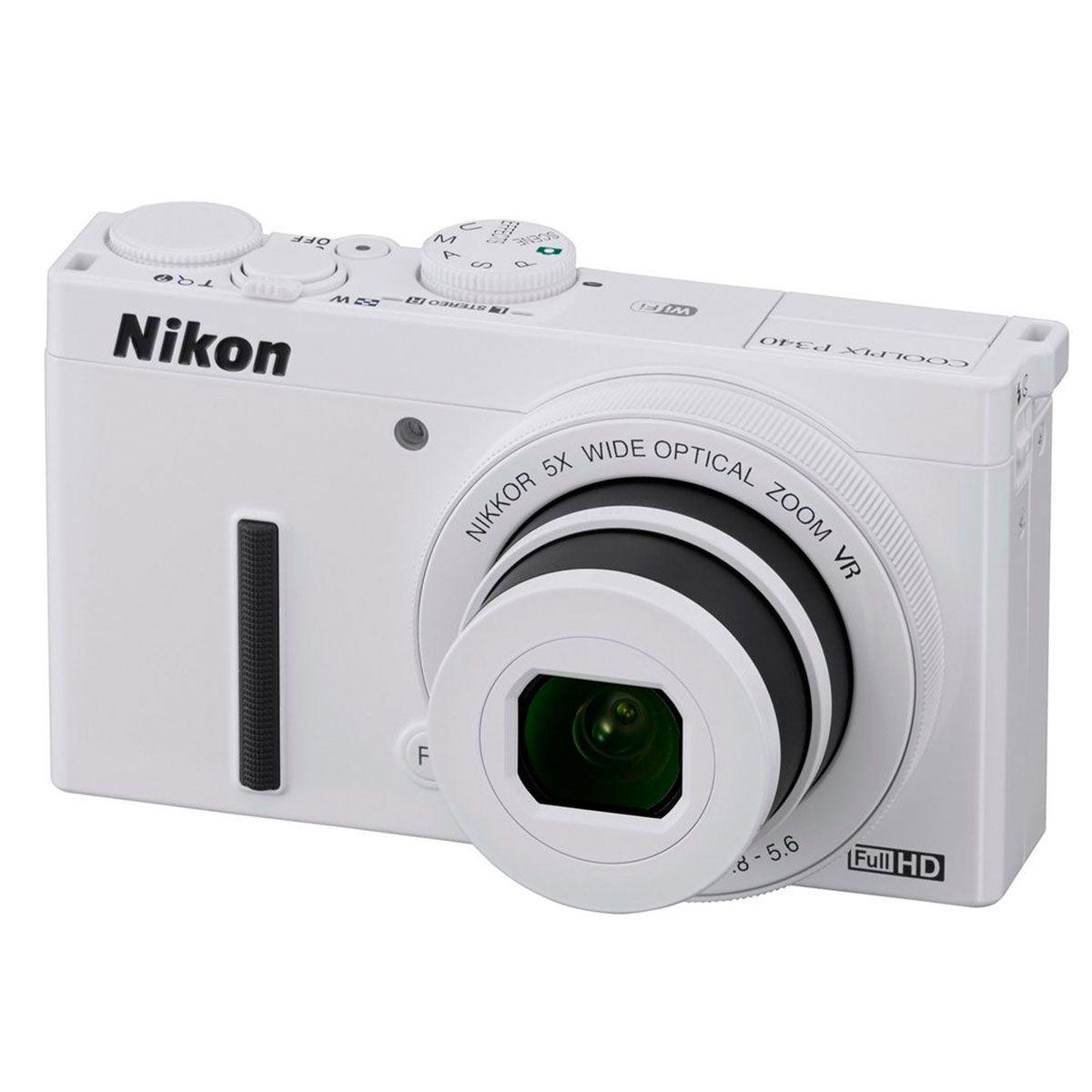 Nikon Coolpix P340 Compact Camera review