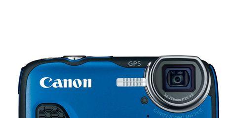Blue, Electronic device, Technology, Font, Electric blue, Gadget, Aqua, Plastic, Lens, Azure,