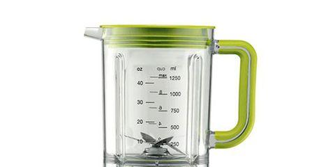 Green, Line, Liquid, Small appliance, Home appliance, Kitchen appliance, Cylinder, Machine, Kitchen appliance accessory, Pet supply,