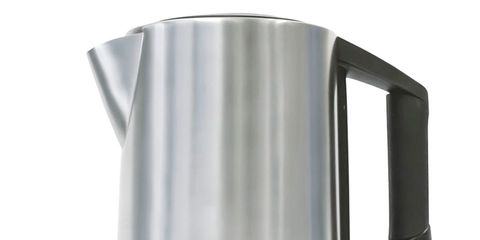 Grey, Small appliance, Metal, Home appliance, Kitchen appliance accessory, Cylinder, Silver, Steel, Aluminium, Kitchen appliance,