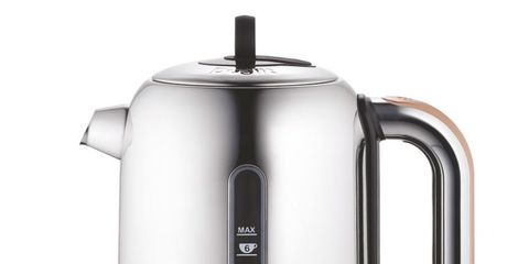 Small appliance, Metal, Kitchen appliance, Cylinder, Machine, Home appliance, Kitchen appliance accessory, Silver, Lid, Steel,