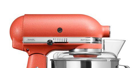 Red, Line, Small appliance, Machine, Kitchen appliance, Home appliance, Cylinder, Kitchen appliance accessory, Plastic, Coffee grinder,