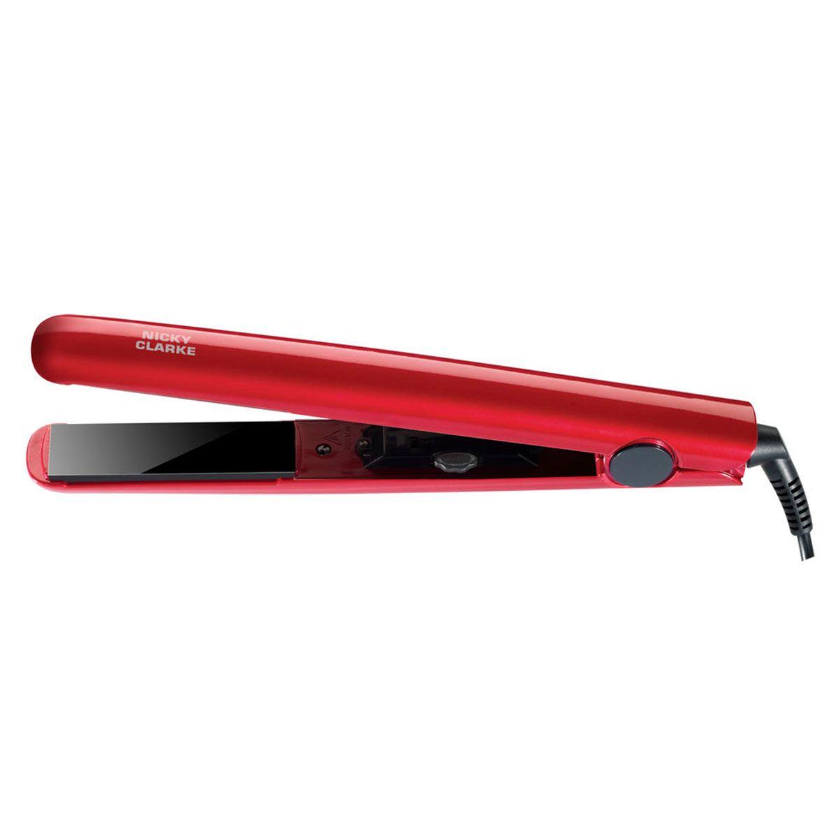 Nicky Clarke DesiRED Hair Straightener review