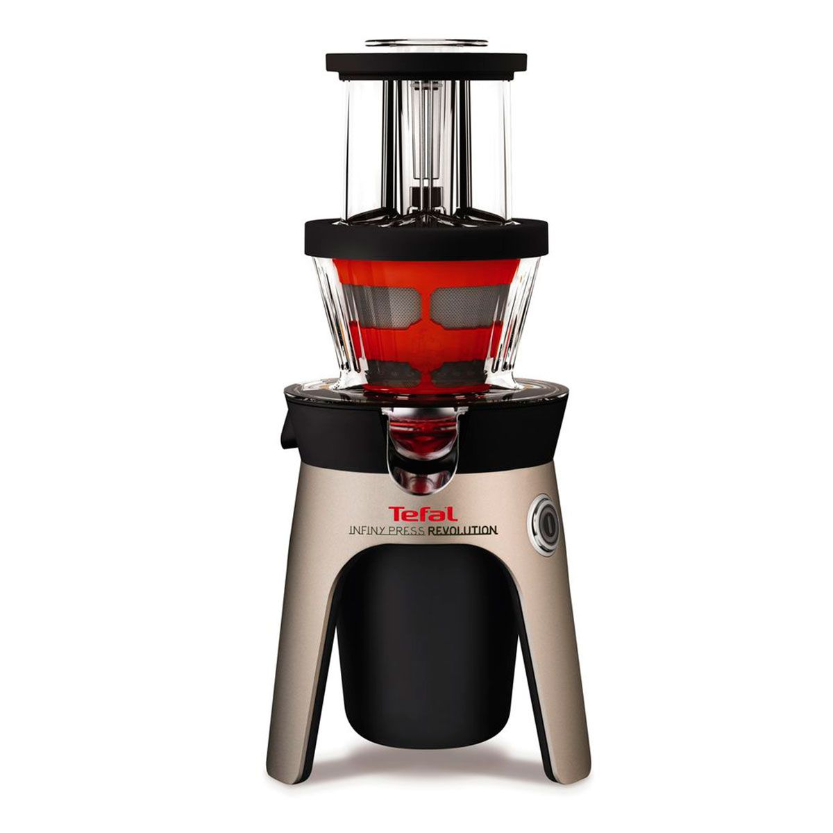 Tefal Infiny Press Revolution Juicer Review Mixer Natonal Omega