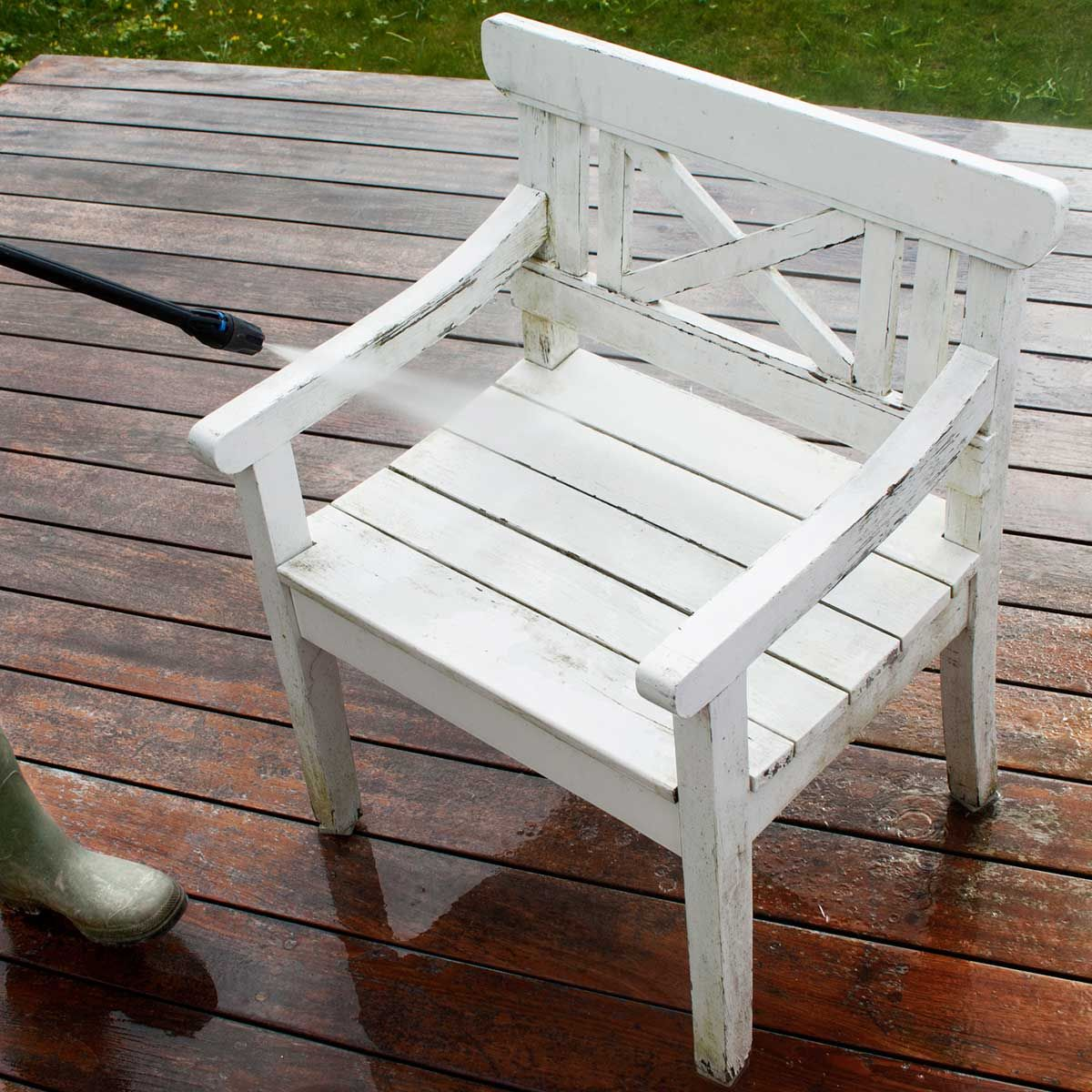 Tremendous How To Clean Garden Furniture Caraccident5 Cool Chair Designs And Ideas Caraccident5Info