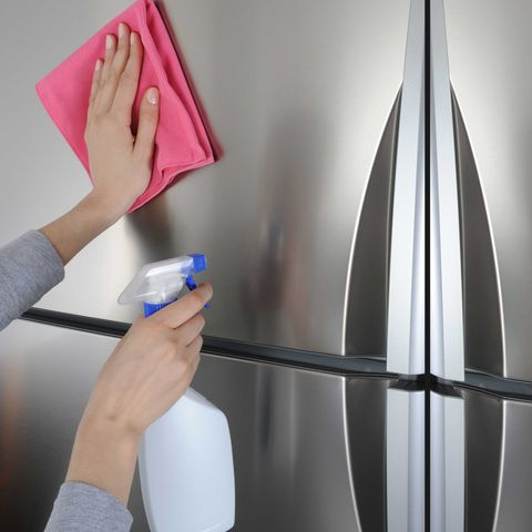 kitchen cleaning action plan: fridges and freezers