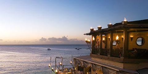 Dusk, Tourism, Horizon, Coast, Evening, Ocean, Sea, Shore, Beach, Resort town,